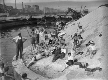 La canicule de 1933