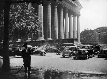La canicule de 1939