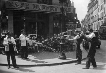 La canicule de 1932