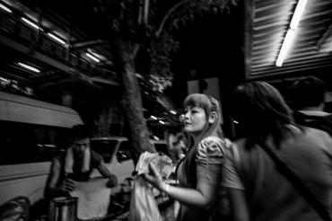 Street portrait, 2013