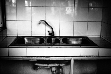 Portrait of a sink, 2019