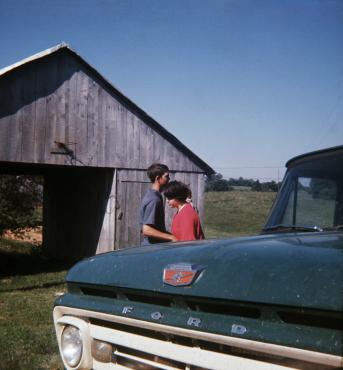 Backyard, 1966