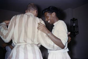 In the swing, 1955