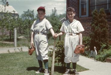 Baseball boys, 1951