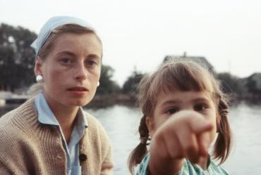 Look mother, 1958
