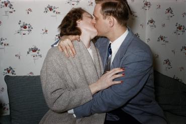 The Kiss, 1956
