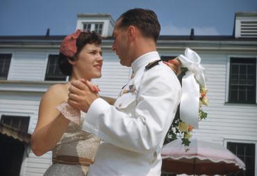 Newlyweds, 1950
