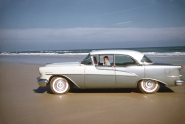 On the Beach, 1959