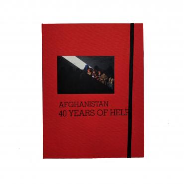 Afghanistan, 40 years of help