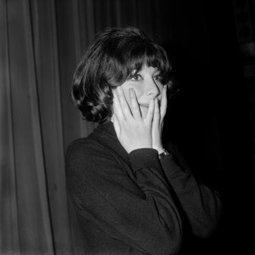 Juliette Gréco à Bobino en 1964