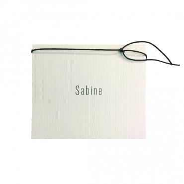 Sabine (Version française)