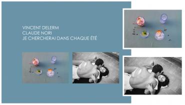 Vincent Delerm / Claude Nori - Je chercherai dans chaque été (Edition collector 2)