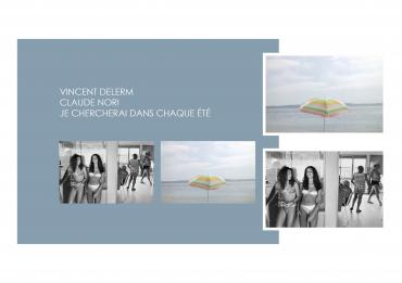 Vincent Delerm / Claude Nori - Je chercherai dans chaque été (Edition collector 1)