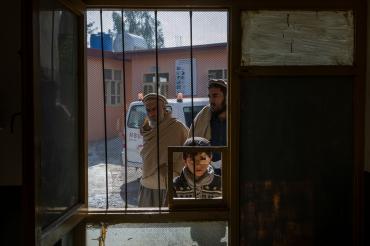 Hôpital de Batikot, Afghanistan, 2019