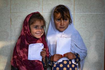 Clinique Chardi, Afghanistan, 2019