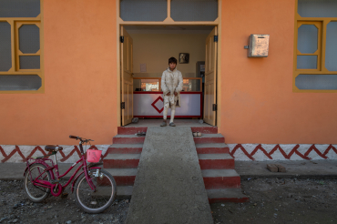 Une consultation à la clinique Chardi, Afghanistan, 2019
