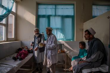 Clinique Ghani khel, Afghanistan, 2019