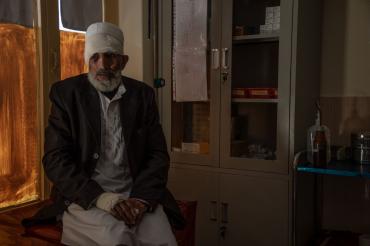 Service des urgences de Khas Kunar, Afghanistan, 2019