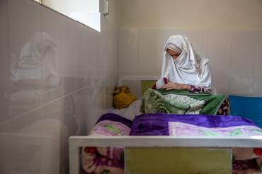 Service de soins maternels, Khas Kunar, Afghanistan, 2019