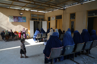 Hôpital Fatima Tul Zahra, Nangarhar, Afghanistan, 2019