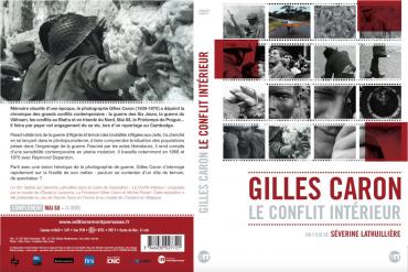 Gilles Caron : Conflits intérieurs (DVD)