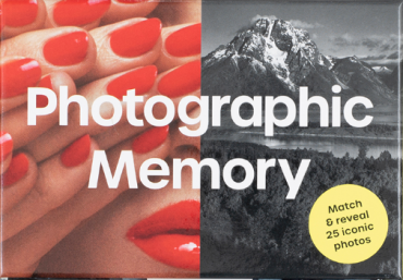 Photographic Memory - The Matching Game