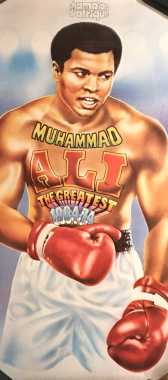 Visages de mohamed Ali - Muhammad Ali The Greatest 1964.74 / Champion d'Afrique