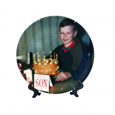 Assiette Happy Birthday #4