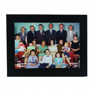 Puzzle Family Portrait