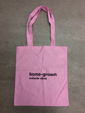 Tote bag Home-grown de Mélanie Elbaz