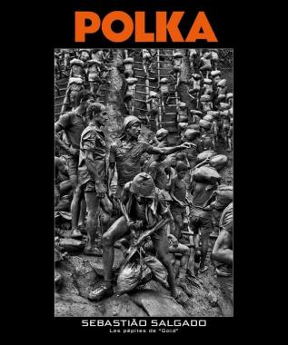 Polka Magazine #48. Couverture spéciale Sebastião Salgado