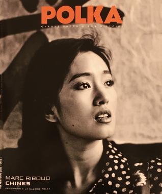 Polka Magazine #49. Couverture spéciale Marc Riboud