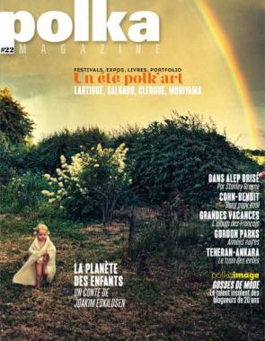 Magazine Polka #22