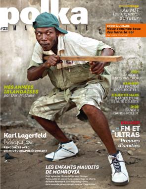 Magazine Polka #23