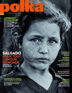 Magazine Polka #24