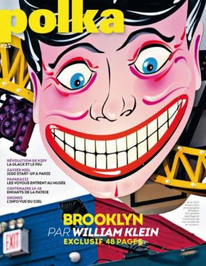 Magazine Polka #25