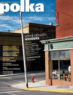 Magazine Polka #32