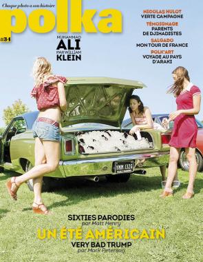 Magazine Polka #34