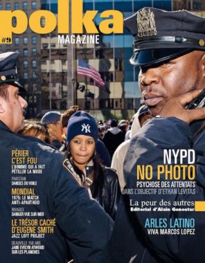 Magazine Polka #9