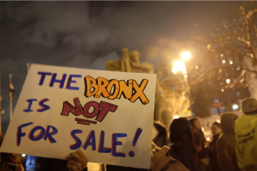 Bronx is Not For Sale, 2015