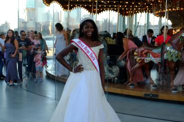 Miss New York, 2016