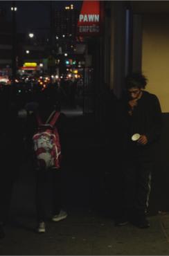 Night Walk, 2016