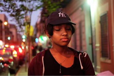 Olga on Melrose Avenue, 2015