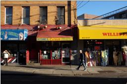 Willis Avenue, 2016
