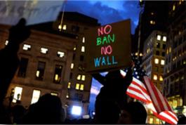 No Ban No Wall, 2017