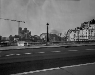 Pont de la Tournelle et Notre-Dame