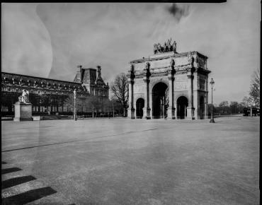L' Arc de Triomphe du Carrousel