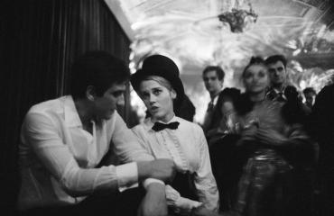 Le Bal fou, fou, fou, Paris, 1963