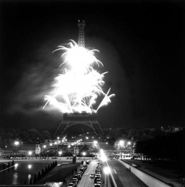 L'adieu à la scène d'Edith Piaf, Paris, 1962
