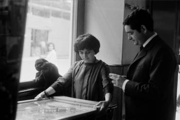 Agnès Varda et Jacques Demy à Cannes, 1962